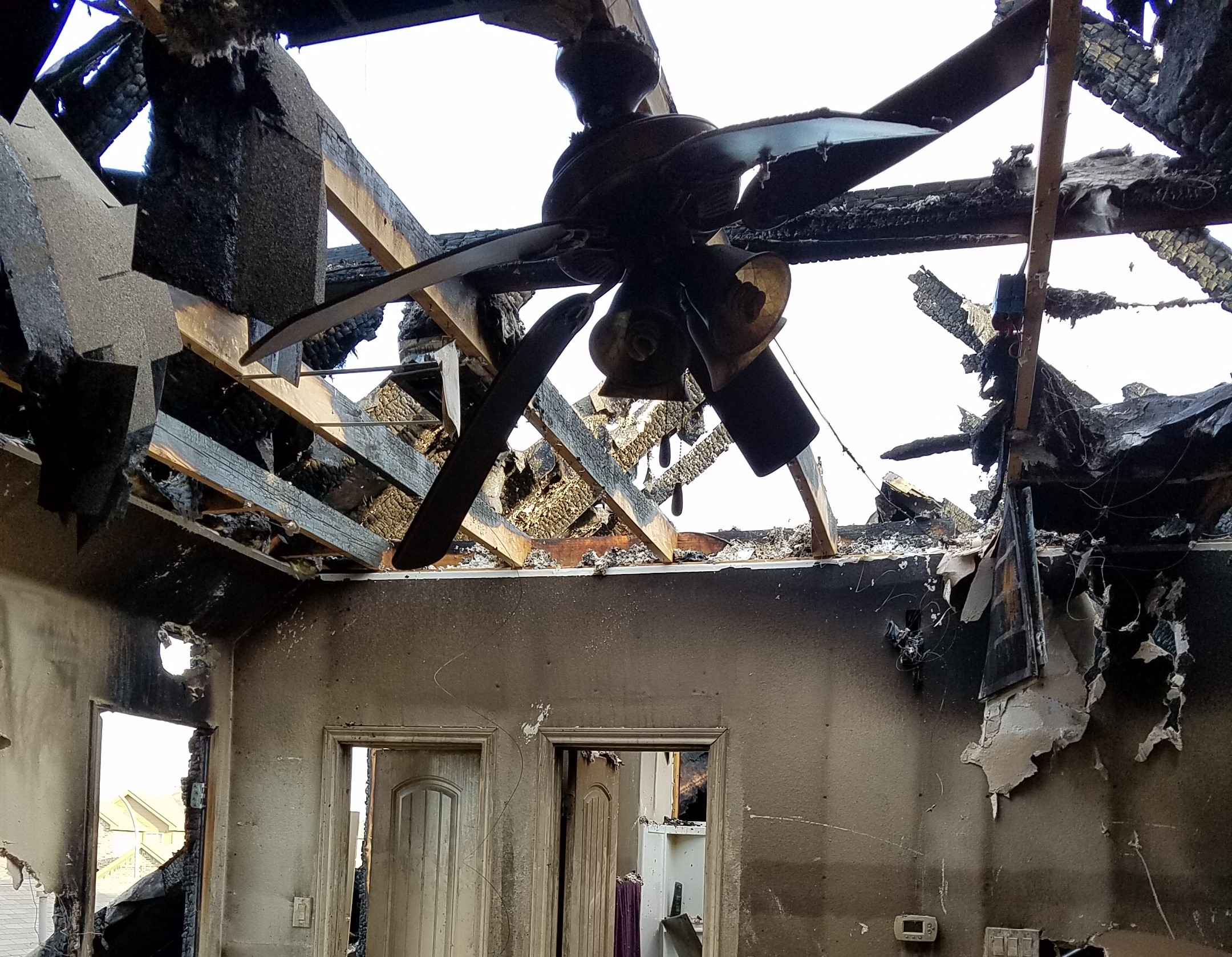 Fire Damage to Your Home: What to Expect - Claimside ...