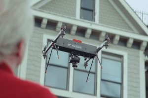 drones for property damage inspections